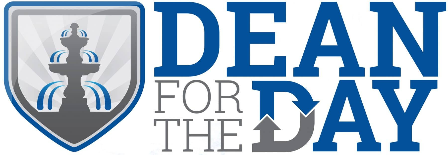 Dean for the Day Logo